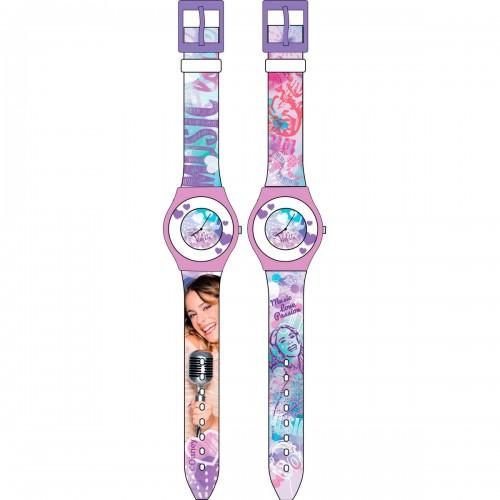 Disney Violetta horloge Bart Smit